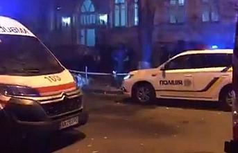 Ukrayna'nın başkentinde patlama