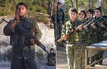 YPG/PKK'nın çocuk savaşçıları İnsan Hakları İzleme Örgütü'nün gündeminde
