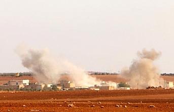 YPG/PKK'nın, Fırat Kalkanı Harekatı bölgesine saldırısında 6 sivil hayatını kaybetti