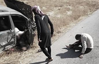 YPG/PKK  TOW antitank füzesiyle sivilleri vurdu: 2 ölü
