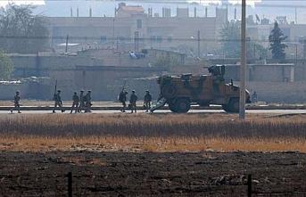 ABD askeri petrol sahasında devriye gezmeye başladı