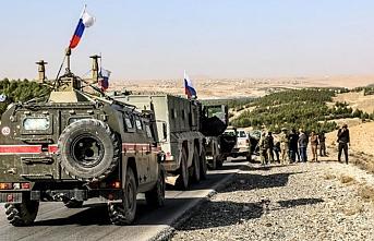 ABD'nin boşalttığı Tişrin üssüne Rusya yerleşti
