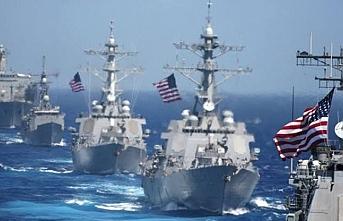 ABD'nin de katıldığı uluslararası IMX19 deniz tatbikatı başladı
