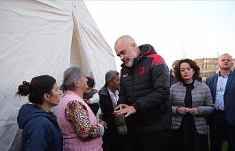 Arnavutluk Başbakanı: Türkiye'nin yardımları hiçbir zaman unutulmayacak