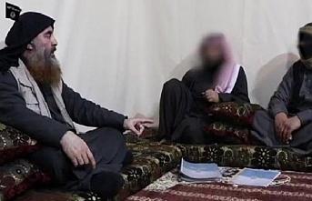 Bağdadi'nin yakın akrabaları tutuklandı