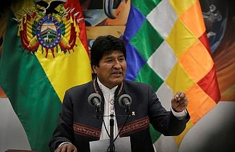 Bolivya Devlet Başkanı Morales'den halka 'demokrasiyi müdafaa' çağrısı