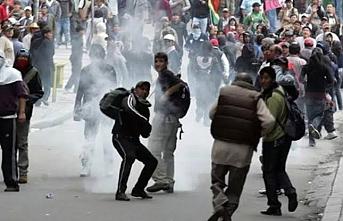 Bolivya muhalefeti hükümete karşı ordudan destek istiyor