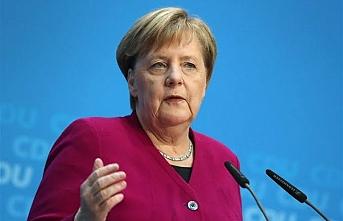 Erdoğan'ın çıkışı sonrası Merkel'den açıklama: Ben hazırım