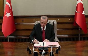 Erdoğan, üç hükümlünün cezasını kaldırdı
