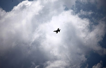 'F-16'lar test uçuşu yapacak'