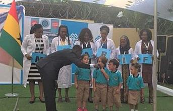 Gana Maarif Okulları eğitime başladı