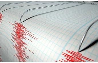 Guatemala açıklarında 5.6 büyüklüğünde bir deprem