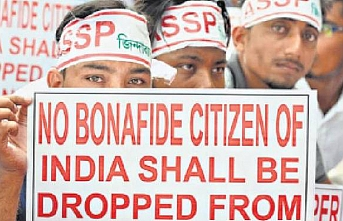 Hindistan'ın yeni oyunu.. vatandaş olduğunu kanıtlayanlar sicile işlenecek