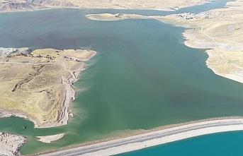 Ilısu Barajı'nda 600 milyon metreküp su depolandı