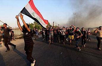Irak'ın Basra kentindeki gösterilerde 2 kişi öldü
