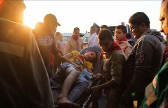 İsrail askerleri Gazze Şeridi sınırında 38 Filistinliyi yaraladı