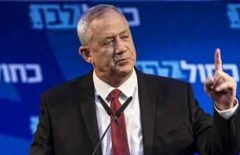 İsrail'de seçimlerin galibi Gantz, hükümetin kurulamaması nedeniyle Netanyahu'yu suçladı
