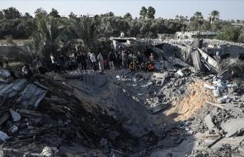 İsrail'in son saldırılarının Gazze'ye verdiği zarar 2 milyon dolar