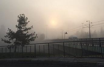 İstanbul'da yoğun sis bazı seferleri iptal ettirdi