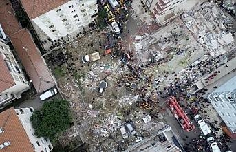 Kartal'da çöken bina ile ilgili 39 belediye görevlisine soruşturma