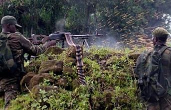 Kongo'da ordudan silahlı gruplara yönelik operasyon