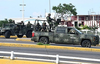 Meksika'da 9 ton uyuşturucu madde bulundu