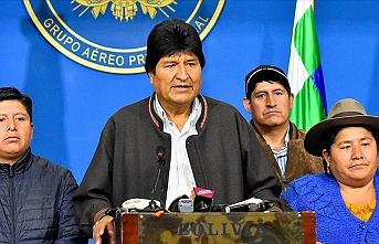 Meksika Morales'e desteğinde kararlı