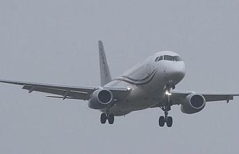 Moskova - Duşanbe arası uçan uçak Taşkent'te acil iniş yaptı