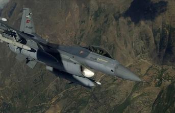 MSB: Irak'ın kuzeyinde PKK'lı 6 terörist etkisiz hale getirildi