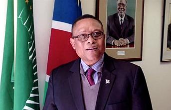 Namibya'da iki bakan rüşvet iddialarının ardından istifa etti