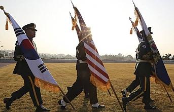 Pentagon'dan jet yalanlama: Kore'den asker çekmiyoruz