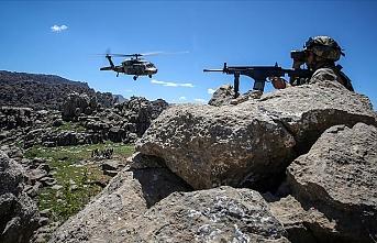 PKK'ya ağır darbe: 7'si de öldürüldü