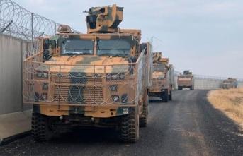 Rusya ve Türkiye'nin 12'nci ortak kara devriyesi tamamlandı
