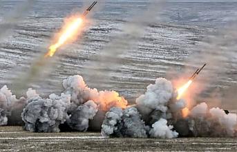 Suriye'den İsrail'e 4 roket