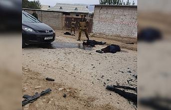 Tacikistan'ın Özbekistan sınırındaki karakola saldırı: 17 ölü