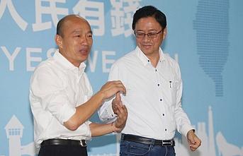 Tayvan'da muhalefet adayı liderlik yarışındaki ortağını belirledi