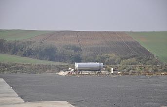 Tekirdağ'da doğal gaz sevinci