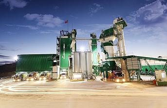 Türk üretimi bin tonluk makine tüm dünyanın ilgisini çekiyor