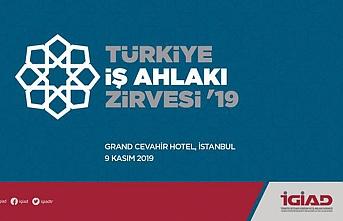 Türkiye İş Ahlakı Zirvesi başlıyor