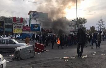 Uluslararası Af Örgütü: İran'daki olaylarda ölü sayısı en az 115