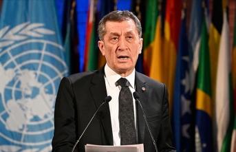 'UNESCO'yu ileriye taşıyacak her inisiyatifte Türkiye'ye güvenebilirsiniz'
