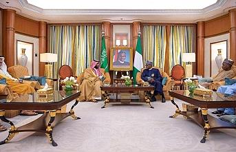 Veliaht Prens Nijerya ile anlaştı