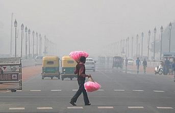 Yeni Delhi'de halka açık etkinlikler yasaklandı
