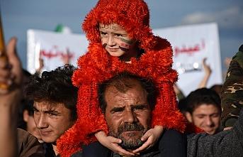 Yüz binlerce Tel Rıfatlı dönüş için bekliyor