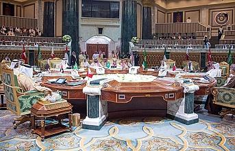 40. Körfez İşbirliği Konseyi Liderler Zirvesi sona erdi