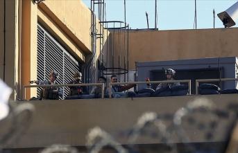 ABD Bağdat Büyükelçiliğine ek asker gönderdi