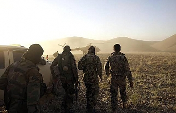 Afganistan'da bir ilçe Taliban'dan geri alındı