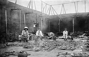 Afrika'nın Kültürel Mirası Sömürgeci Avrupalılar Tarafından Çalındı