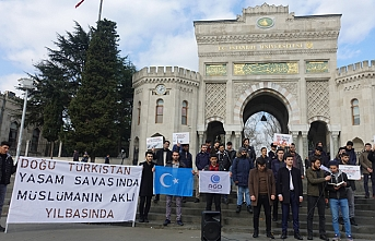 AGD'den Uygur Türklerine destek açıklaması