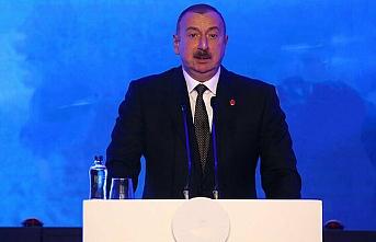 Aliyev: AB'nin Türkiye'ye yaptığı büyük adaletsizlik